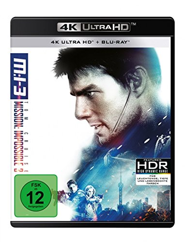 Mission: Impossible 3 (4K Ultra HD) (+ Blu-ray 2D)