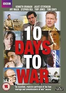 10 Days to War [DVD] [2009]