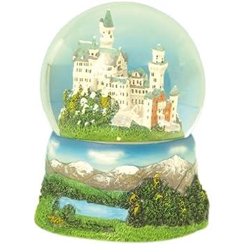 Carillon castello bavarese di Neuschwanstein Spieluhrenwelt 25202