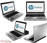 HP EliteBook 8570p i5 2x2,60GHz 15,6 Zoll ATI Radeon 7570M 8GB RAM 240GB SSD DVD Windows 7 Professional DE (Zertifiziert und Generalüberholt)
