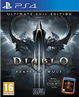 Diablo III : reaper of souls - ultimate evil édition (B00KGQSAW8) | Amazon price tracker / tracking, Amazon price history charts, Amazon price watches, Amazon price drop alerts