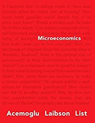 Microeconomics (The Pearson Series in Economics) by Daron Acemoglu (2014-07-23)