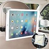 Tablet Halterung, Ubegood Premium Autohalterung Auto iPad Halter 360°grad Rotation Kopfstütze halterung Für iPad Mini/2/3/4/Air, Samsung Galaxy Tab, Google Nexus und andere 7-11 Zoll Tablets