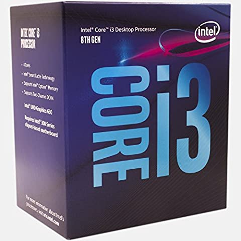 Intel bx80684i381008. Gen Core i3–8100Prozessor