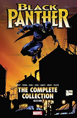 Black Panther by Christopher Priest: The Complete Collection Vol. 1 (Black Panther (1998-2003)) por Joe Quesada