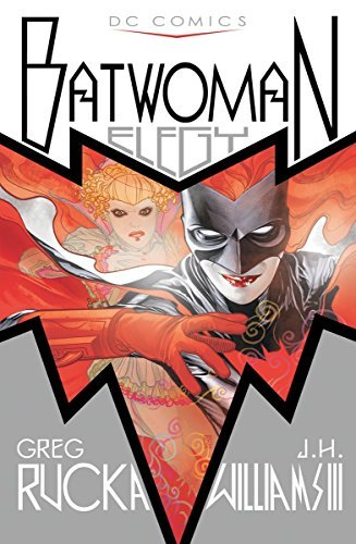 Batwoman TP Vol 01 Elegy by Williams, J. H. (2011) Paperback