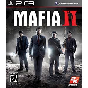 2K Mafia II, PS3, ESP PlayStation 3 Spanish video game - Video Games (PS3, ESP, PlayStation 3, Action, M (Mature))