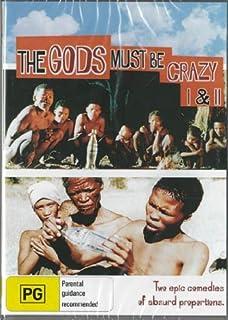 The Gods Must Be Crazy / The Gods Must Be Crazy II - 2-DVD Set ( )