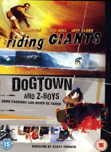 Riding Giants / Dogtown And Z-Boys [2 DVDs] [UK Import] (Skateboards Zboys)