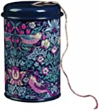 Briers Strawberry Thief String in a Tin - Blue