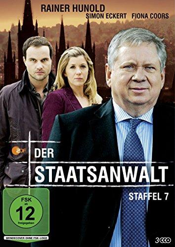 Bild von Der Staatsanwalt - Staffel 7 (3 DVDs)