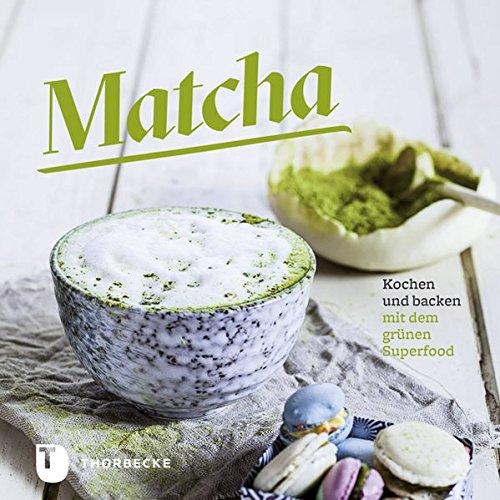 Matcha: Kochen und backen mit dem grünen - Matcha Kuchen