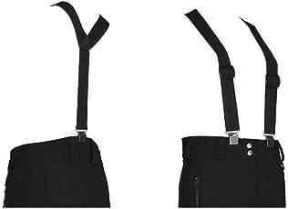 Killtec Strike SKI Hosenträger für ALLE Skihosen Snowboardhosen, Einheitsgröße, Damen und Herren