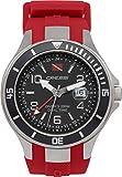Cressi Traveller Dual Time Orologio Professionale Subacqueo 200m/20ATM, Unisex,...