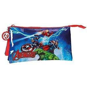Avengers – Neceser Estuche portatodo Tres Compartimentos (Joumma 4044361)