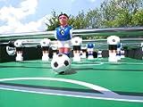 Profi Tischkicker Fußballtisch Tischfussball Fußball Kicker Massiver Kickertisch - 4