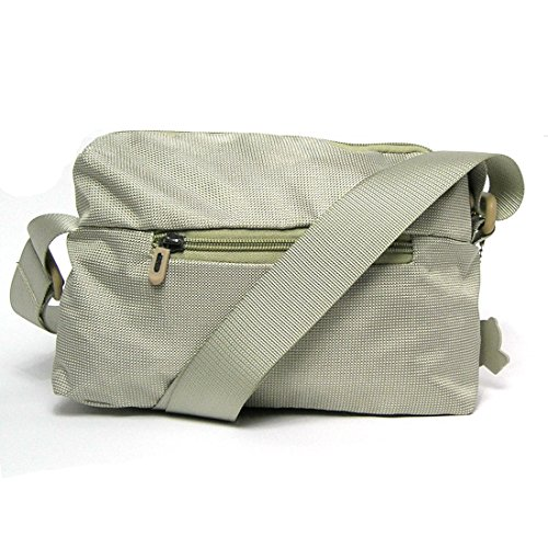 Urban Tiger Sacs, sac á bandoulière pour tous les jours, moderne et utilisation fonctionnelle à la fois pour vous et pour les cadeaux, 23X16x8 cm ,nylon, noir arene