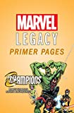 Champions - Marvel Legacy Primer Pages (Champions (2016-2018)) (English Edition)