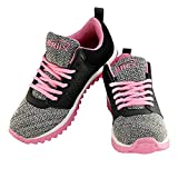 Best Athletic Walking Shoes For Women - BRiiX Women's Mesh Sports Running/Walking/Training and Gym Shoes Review