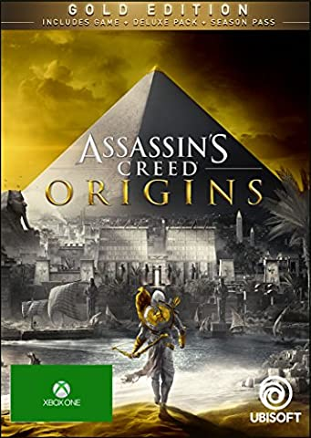 Assassins Creed Xbox - Assassin's Creed Origins - Édition Gold [Xbox