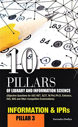 Information and Iprs (10 Pillars of Library & Information Science) por Narendra Dodiya