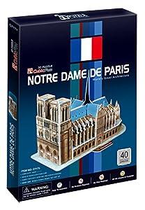 Mehano 58097-Puzzle Notre Dame de Paris