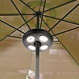 Luce da ombrellone con telecomando