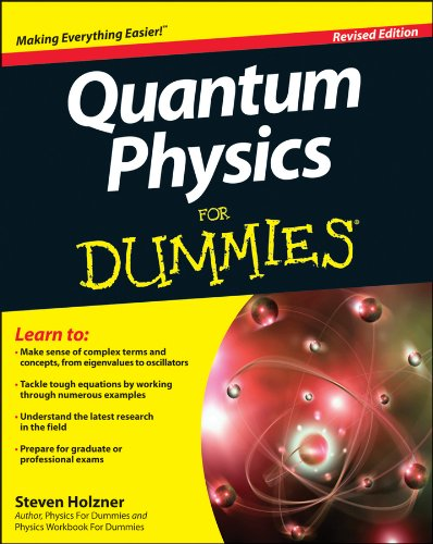 Quantum Physics For Dummies: Amazon.es: Steven Holzner