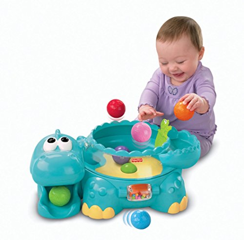 Imagen 6 de Fisher-price Go Baby Go Poppity Pop Musical Dino