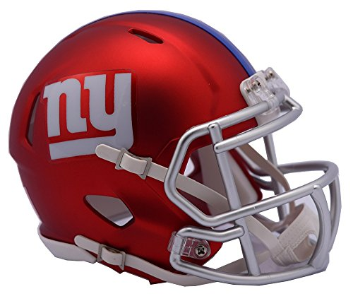NFL New York Giants Alternate Blaze Speed Mini Helm