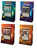 Commander 2017 Set of all 4 Decks - English - MTG Magic The Gathering
