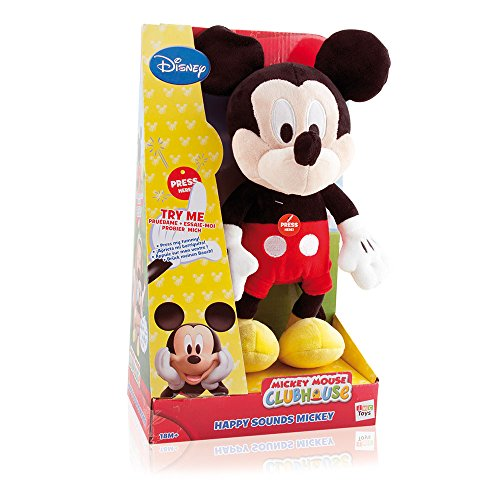 Image of Mickey Mouse Happy Sounds Mickey