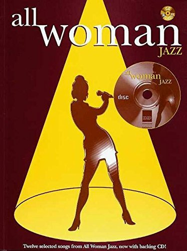 All Woman. Jazz (Pvg With CD) (1900-06-06)