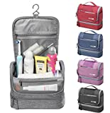 WYTartist Hanging Travel Toiletry Bag for Men and Women with Dry and Wet