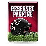 Unbekannt NFL Abonnements Metall Parken Schild, Atlanta Falcons