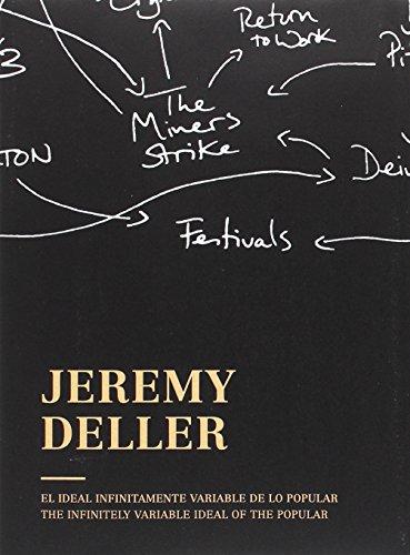 El ideal infinitamente variable de lo popular. Jeremy Deller