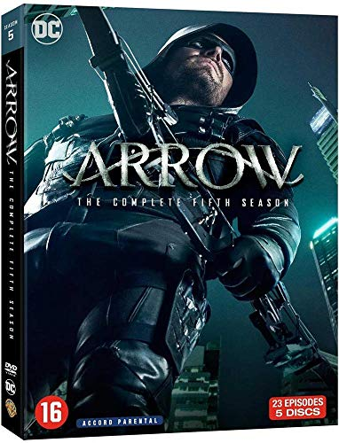 Arrow - Saison 5 - DVD - DC COMICS