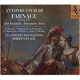 Vivaldi : Farnace ( extr. ) CD Catalogue 2003