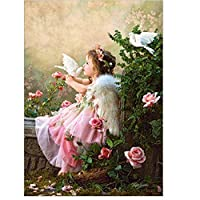 caomei Diamond Embroidery Landscapes DIY 5d Dimond Painting Beading Embroidery Kits Mosaic Drawings Coloring by Numbers50x50 cm no Frame