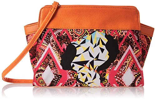 Kanvas Katha Women's Digitally Printed fashion canvas Sling bag  (Multi)  (KKBT007)  available at amazon for Rs.299