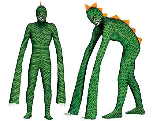 Reptil Alien, Größe:L ()