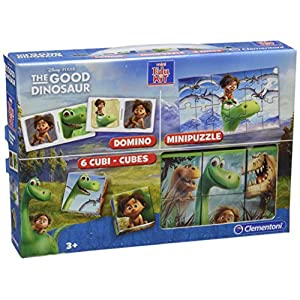 Clementoni – Mini Edukit The Good Dinosaur (13463.2)
