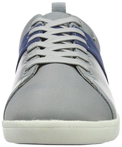 Boxfresh Herren Finit Sh Lea/Bnyl Lt Gry/Ind Sneakers Grau (Grau)