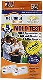 Healthful Home 5-Minuten Schimmelpilz Test Aspergillus, Penicillium, Stachybotrys