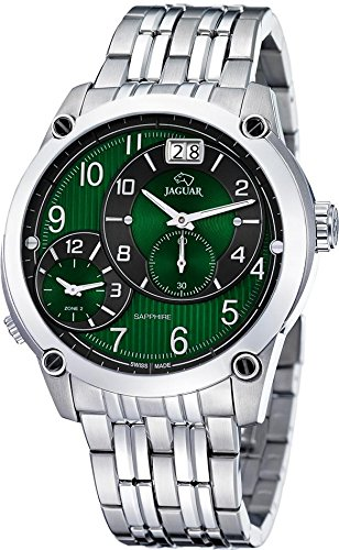 Jaguar Dual Time Mens Watch J629/F