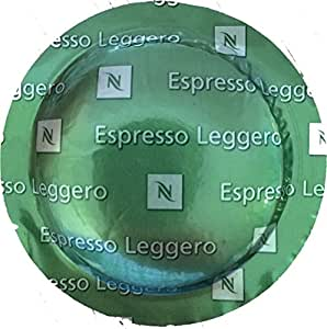 nespresso pro capsules pods 50x espresso leggero original for commercial machines amazon. Black Bedroom Furniture Sets. Home Design Ideas