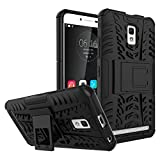 Casefirst Lenovo A6600 Case, Thin Slim Durable Full Lens Protection Comfortable Soft Case Back Cover for Lenovo A6600 - Black