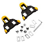 West Biking Cycling Pedals Cleat Sets Self-locking Road...
