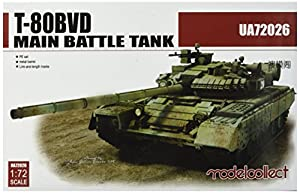 Modelcollect ua72026Maqueta de T de 80bvd Main Battle Tank