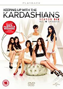 Keeping Up with the Kardashians - Season 6 [DVD] [2012]